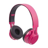 KidSafe - Bluetooth Headphones - Pink