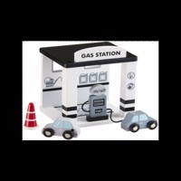 Kids Concept Gasstation