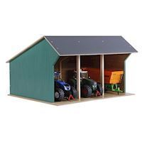 Kids Globe Agricultural Shed for Tractors Large 132