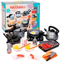 Kitchen Playset, 35 pcs.