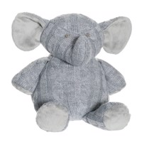 Knitted Teddy Elephant