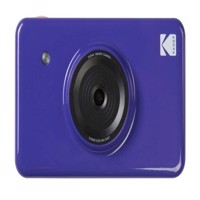 Kodak  Minishot Instant Camera Purple