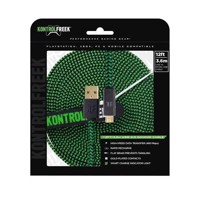KontrolFreek USB Cable (Green/Black)