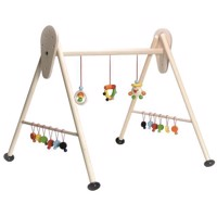 KREA  Wooden Activity Stand  Benny