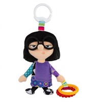 Lamaze - Disney Incredibles - Clip & Go Edna