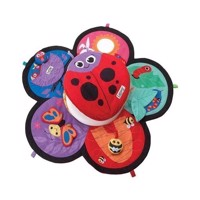 Lamaze - Spin and Explore Garden Gym
