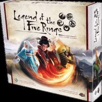Legend of the Five Rings - The Card Game