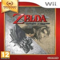 Legend of Zelda Twilight Princess Select - Wii