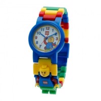 LEGO - Kids Link Watch - Classic with Mini Figure
