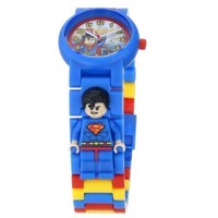 LEGO - Kids Link Watch - Super Heroes - Superman with mini figure (9005619)