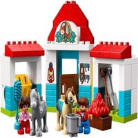 LEGO DUPLO - Farm Pony Stable (10868)