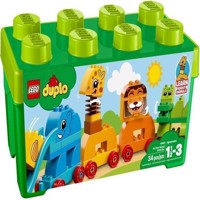 LEGO DUPLO - My First Animal Brick Box (10863)