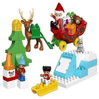 LEGO DUPLO - Santa's Winter Holiday (10837)