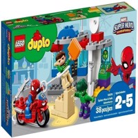 LEGO DUPLO - Spider-Man & Hulk Adventures (10876)