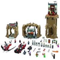 LEGO Exclusive - Classic TV Series Batcave (76052)