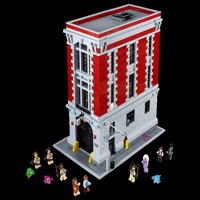 LEGO Exclusive - Ghostbuster Firehouse Headquarters (75827)
