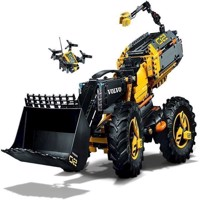 LEGO Technic - Volvo Concept Wheel Loader ZEUX (42081)