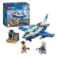 LEGO City 60206 Air police Airplane patrol