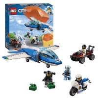 LEGO City 60208 Air police Parachute arrest