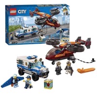 LEGO City 60209 Air police Diamond harvest