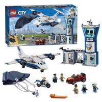 LEGO City 60210 Air Force Air Force Base