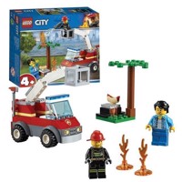 LEGO City 60212 Barbecue fire Extinguishing