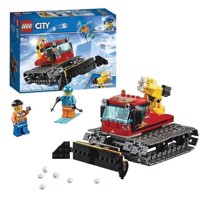 LEGO City 60222 Snow plow