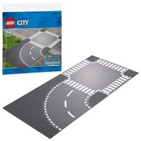 LEGO City 60237 Bend and Crossing