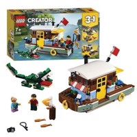 LEGO Creator 31093 Houseboat on the River
