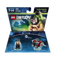 LEGO Dimensions Fun Pack  Bane DC Comics