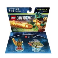 LEGO Dimensions Fun Pack  Cragger Chima