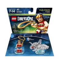 Lego Dimensions Fun Pack  DC Wonder Woman 71209