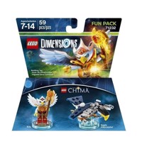 LEGO Dimensions Fun Pack  Eris Chima