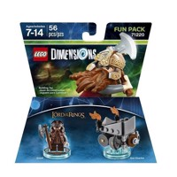 Lego Dimensions Fun Pack  Gimli