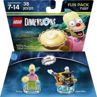 LEGO Dimensions Fun Pack  Krusty Simpsons 71227
