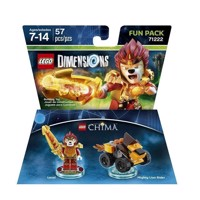 LEGO Dimensions Fun Pack  Laval Chima