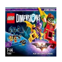 LEGO Dimensions Story Pack  Batman The Movie