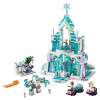 Lego Disney Elsas Magic Alice Palace 43172