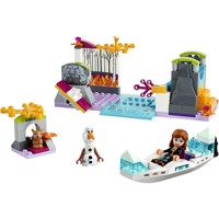Lego 41165 disney frozen annas canoe expedition