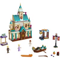 Lego 41167 Disney frozen arendelle castle village