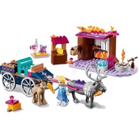 Lego 41166 disney frozen elsas wagon adventure