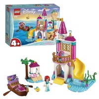 LEGO Disney Princess 41160 Arils Castle on the Coast