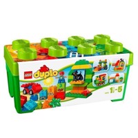 LEGO DUPLO Creative Play 10572 Allinone Box