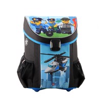 Lego easy school bagset 3 pcs city police