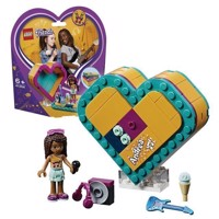 LEGO Friends 41354 Andreas Heart Shaped Box