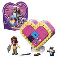 LEGO Friends 41357 Olivias Heart Shaped Box