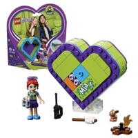 LEGO Friends 41358 Mias Heart Shaped Box