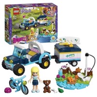 LEGO Friends 41364 Stephanies Buggy and Trailer