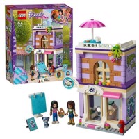 LEGO Friends 41365 Emmas Art Workshop