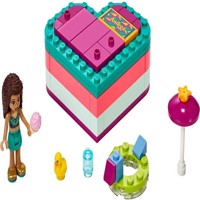 LEGO Friends  Andreas Summer Heart Box 41384
